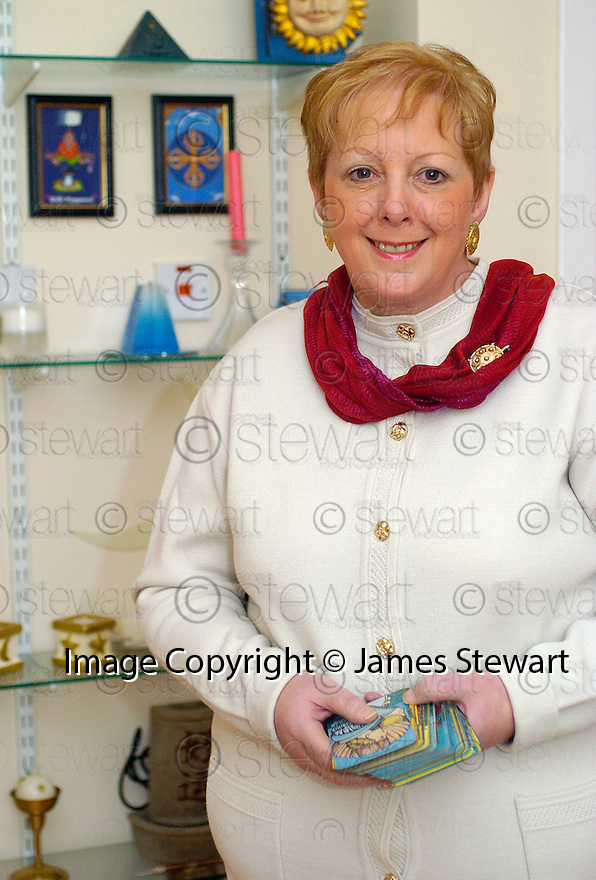 20/01/2005  Copyright Pic : James Stewart.File Name : FM_jspa06_anne_marie_lockwood.PHYSIC, ANNE MARIE LOCKWOOD, FROM DENNY, NEAR FALKIRK......Payments to :.James Stewart Photo Agency 19 Carronlea Drive, Falkirk. FK2 8DN      Vat Reg No. 607 6932 25.Office     : +44 (0)1324 570906     .Mobile   : +44 (0)7721 416997.Fax         : +44 (0)1324 570906.E-mail  :  jim@jspa.co.uk.If you require further information then contact Jim Stewart on any of the numbers above.........