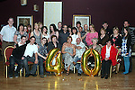 Carmel Vaughey's 40th in The Star and Crescent....Photo NEWSFILE/Jenny Matthews.(Photo credit should read Jenny Matthews/NEWSFILE)....This Picture has been sent you under the condtions enclosed by:.Newsfile Ltd..The Studio,.Millmount Abbey,.Drogheda,.Co Meath..Ireland..Tel: +353(0)41-9871240.Fax: +353(0)41-9871260.GSM: +353(0)86-2500958.email: pictures@newsfile.ie.www.newsfile.ie.FTP: 193.120.102.198.