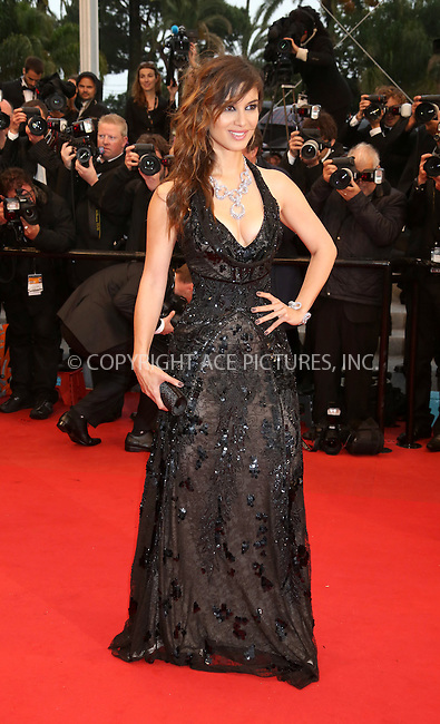 WWW.ACEPIXS.COM . . . . .  ..... . . . . US SALES ONLY . . . . .....May 20 2012, Cannes....Berenice Marlohe at the premiere of 'Amour' during the Cannes Film Festival on May 20 2012 in France ....Please byline: FAMOUS-ACE PICTURES... . . . .  ....Ace Pictures, Inc:  ..Tel: (212) 243-8787..e-mail: info@acepixs.com..web: http://www.acepixs.com