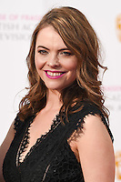 Kate Ford<br /> at the 2016 BAFTA TV Awards, Royal Festival Hall, London<br /> <br /> <br /> &copy;Ash Knotek  D3115 8/05/2016