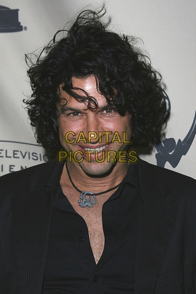 CHRISTOPHER MALECKI .Daytime Emmy Nominee Reception held at French 75 Warner Music Building, Burbank, California, USA..June 5th, 2007.headshot portrait necklace .CAP/ADM/CH.©Charles Harris/AdMedia/Capital Pictures