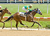 Miss Ravalo winning at Delaware Park on 6/7/12