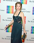 Anna Kendrick arrives for the formal Artist's Dinner honoring the recipients of the 2013 Kennedy Center Honors hosted by United States Secretary of State John F. Kerry at the U.S. Department of State in Washington, D.C. on Saturday, December 7, 2013. The 2013 honorees are: opera singer Martina Arroyo; pianist,  keyboardist, bandleader and composer Herbie Hancock; pianist, singer and songwriter Billy Joel; actress Shirley MacLaine; and musician and songwriter Carlos Santana.<br /> Credit: Ron Sachs / CNP