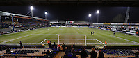 Kenilworth Road slowly starts to become full before the Sky Bet League 2 match between Luton Town and Hartlepool United at Kenilworth Road, Luton, England on 14 March 2017. Photo by Liam Smith.