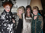 Arlene Dahl, Joan Rivers, Melissa Rivers & Debbie Reynolds<br />