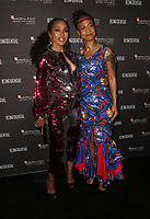 04 November 2018 - Los Angeles, California - Hannah Beachler and Angela Bassett. 10th Hamilton Behind the Camera Awards hosted by Los Angeles Confidential at Exchange LA. <br /> CAP/ADM/FS<br /> &copy;FS/ADM/Capital Pictures