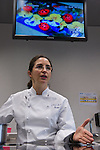 Elena Arzak impartió una Masterclass en el Basque Culinary Center