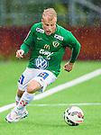 ***BETALBILD***  <br /> Solna 2015-07-25 Fotboll Superettan Athletic FC United - J&ouml;nk&ouml;pings S&ouml;dra IF :  <br /> J&ouml;nk&ouml;ping S&ouml;dras Sebastian Holmkvist i aktion under matchen mellan Athletic FC United och J&ouml;nk&ouml;pings S&ouml;dra IF <br /> (Foto: Kenta J&ouml;nsson) Nyckelord:  Superettan Skytteholm Skytteholms IP AFC Athletic FC United J&ouml;nk&ouml;ping J-S&ouml;dra portr&auml;tt portrait