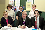 Alison Condra, Louth Local Authorities, Dundalk, Frank Godfrey and James Carroll with Katja and Marvin Reid and Karen Gorman at the Local Community Meeting in Clogherhead....Photo NEWSFILE/Jenny Matthews.(Photo credit should read Jenny Matthews/NEWSFILE)....This Picture has been sent you under the condtions enclosed by:.Newsfile Ltd..The Studio,.Millmount Abbey,.Drogheda,.Co Meath..Ireland..Tel: +353(0)41-9871240.Fax: +353(0)41-9871260.GSM: +353(0)86-2500958.email: pictures@newsfile.ie.www.newsfile.ie.FTP: 193.120.102.198.