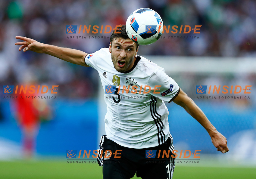 Jonas Hector Germany<br /> Paris 21-06-2016 Parc des Princes Footballl Euro2016 Northern Ireland - Germany  / Irlanda del Nord - Germania Group Stage Group C. Foto Matteo Ciambelli / Insidefoto
