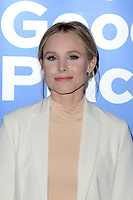 "LOS ANGELES - JUN 17:  Kristen Bell at the ""The Good Place"" FYC Panel at the UCB Sunset Theater on June 17, 2019 in Los Angeles, CA"