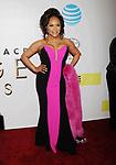 PASADENA, CA - FEBRUARY 11: Actress Lynn Whitfield arrives at the 48th NAACP Image Awards at Pasadena Civic Auditorium on February 11, 2017 in Pasadena, California.