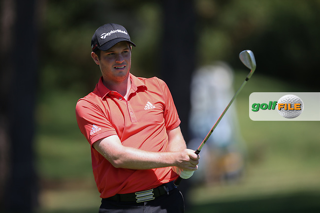 Sam Hutsby (ENG) during Round Two of the Tshwane Open 2015 at the Pretoria Country Club, Waterkloof, Pretoria, South Africa. Picture:  David Lloyd / www.golffile.ie. 13/03/2015