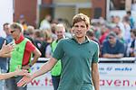 04.09.2018, Hoheellern-Stadion, Leer, GER, FSP, Werder Bremen (GER) vs FC Emmen (NED)<br /> <br /> DFL REGULATIONS PROHIBIT ANY USE OF PHOTOGRAPHS AS IMAGE SEQUENCES AND/OR QUASI-VIDEO.<br /> <br /> im Bild / picture shows<br /> Clemens Fritz (Trainee / Ehrenspielführer SV Werder Bremen) zu Gast beim Freundschaftsspiel, <br /> <br /> Foto © nordphoto / Ewert