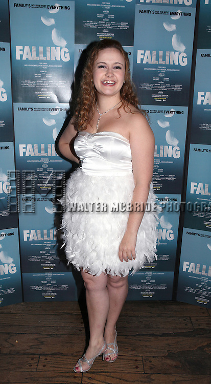 Jacey Powers attending the Off-Broadway Opening Night Performance After Party for 'Falling' at Knickerbocker Bar & Grill on October 15, 2012 in New York City.