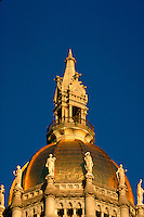 State Capitol dome, Hartford, Connecticut