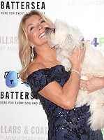 Jilly Johnson at the Collars &amp; Coats Gala Ball 2018 at Battersea Evolution, Battersea Park, London on Thursday 1st November 2018<br /> CAP/JIL<br /> &copy;JIL/Capital Pictures