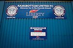 Ramsbottom United v Barwell 03/10/2015