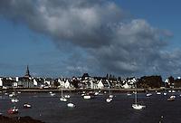 Europe/France/Bretagne/56/Morbihan/Golfe du Morbihan/Loqmariaquer: le port