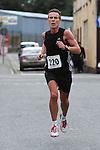 Aidan Swan winner of the Ferdia 10k run in Ardee. Photo: Colin Bell/pressphotos.ie