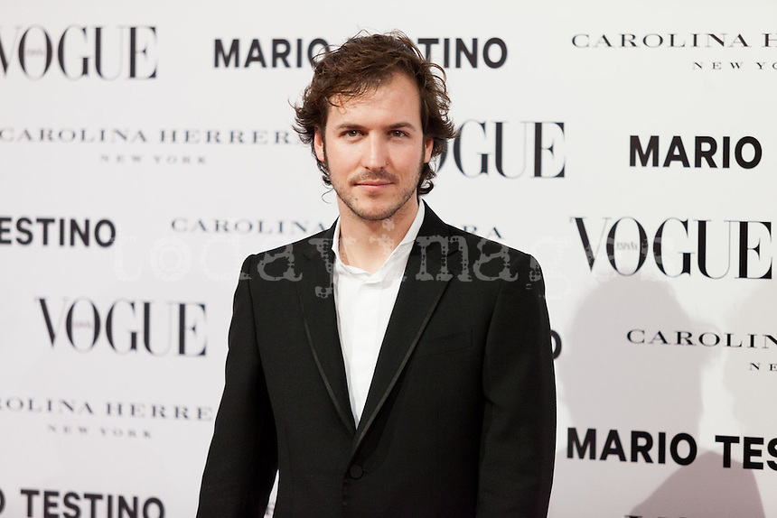 Vogue December Issue Mario Testino Party