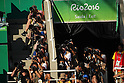 General view, <br /> AUGUST 17, 2016 - Diving : <br /> Women's 10m Platform Preliminary Round <br /> at Maria Lenk Aquatic Centre <br /> during the Rio 2016 Olympic Games in Rio de Janeiro, Brazil. <br /> (Photo by Yohei Osada/AFLO SPORT)