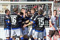 09.03.2014: FSV Frankfurt vs. FC St. Pauli