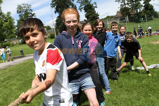 Greenhills Summer Camp 2012....Photo NEWSFILE/Jenny Matthews..(Photo credit should read Jenny Matthews/NEWSFILE)