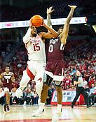 Mississippi State at Arkansas men's basketball 2/15/2020
