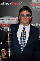 IMSA WeatherTech SportsCar Championship<br /> Night of Champions<br /> Road Atlanta, Braselton GA<br /> Monday 9 October 2017<br /> Prototype team champion Wayne Taylor<br /> World Copyright: Michael L. Levitt<br /> LAT Images