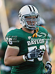 Baylor Bears defensive tackle Nick Johnson (76) in action during the game between the Rice Owls and the Baylor Bears at the Floyd Casey Stadium in Waco, Texas. Baylor defeats Rice 56 to 31..