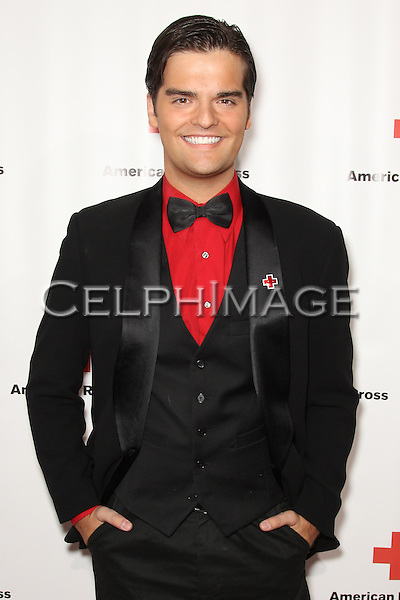 "Ben Decker. Red carpet arrivals to the annual ""Red Tie Affair,"" benefitting the American Red Cross of Santa Monica, and honoring the humanitarian spirit of those who have shown courage, unselfish character and whose work has saved lives. At the Fairmont Miramar. Santa Monica, CA, USA. April 17, 2010."