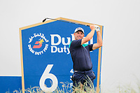 Padraig Harrington (IRL) on the 6th tee during the 3rd round of the Dubai Duty Free Irish Open, Lahinch Golf Club, Lahinch, Co. Clare, Ireland. 06/07/2019<br /> Picture: Golffile | Thos Caffrey<br /> <br /> <br /> All photo usage must carry mandatory copyright credit (© Golffile | Thos Caffrey)