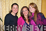 "Ursla Carmody, ""Umra Bridal House"" Listowel model Marie Shanahan, Listowel and Stephina O'Sullivan, ""Utiopa"".   Copyright Kerry's Eye 2008"