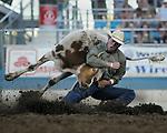 Reno Rodeo Steer Wrestler