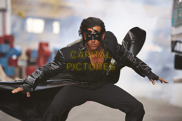 Hrithik Roshan<br /> in Krrish 3 (2013) <br /> (Defender)<br /> *Filmstill - Editorial Use Only*<br /> CAP/NFS<br /> Image supplied by Capital Pictures