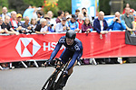 Runar Orn Agustsson (ICE) in action during the Men Elite Individual Time Trial of the UCI World Championships 2019 running 54km from Northallerton to Harrogate, England. 25th September 2019.<br /> Picture: Eoin Clarke | Cyclefile<br /> <br /> All photos usage must carry mandatory copyright credit (© Cyclefile | Eoin Clarke)