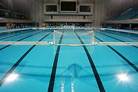 Ying Tung Natatorium venue of water polo. Olympic Venues<br /> Olimpiadi Pechino 2008. Impianto Giochi Olimpici<br /> Foto Cspa/Insidefoto