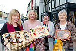 Sarah Flynn, Betty Walsh, Renee McCarthy, Millie Browne, all set for the Castleisland Christmas Craft fair on 26 November in the River Island Hotel