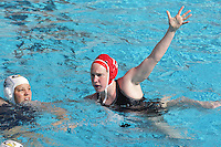 17 February 2008: Heather West during Stanford's 10-5 win over UC Davis at the Avery Aquatic Center in Stanford, CA.