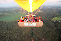 20150416 16 April Hot Air Balloon Cairns