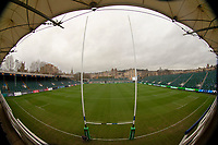 A general view of The Recreation Ground, home of Bath Rugby<br /> <br /> Photographer Bob Bradford/CameraSport<br /> <br /> Heineken Champions Cup Pool 1 - Bath v Leinster - Saturday 8th December 2018 - The Recreation Ground - Bath<br /> <br /> World Copyright © 2018 CameraSport. All rights reserved. 43 Linden Ave. Countesthorpe. Leicester. England. LE8 5PG - Tel: +44 (0) 116 277 4147 - admin@camerasport.com - www.camerasport.com