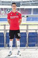 18th July 2019, HDI Arena, Hannover, Germany; Hannover 96 Mediaday shows Sebastian Soto Hannover 96  ; Soto, an American born player, has reportedly moved from Hannover to Norwich City of the English Premier league