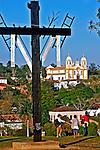 Matriz de São Francisco em Tiradentes, Minas Gerais. 2004. Foto de  Renata Mello.