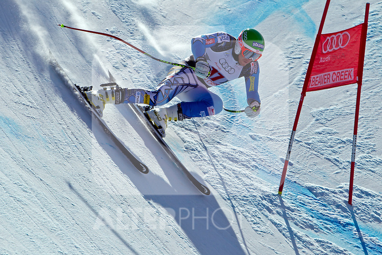 30.11.2011, Birds of Prey, Beaver Creek, USA, FIS Weltcup Ski Alpin, Abfahrt Herren, 2. Training, im Bild  US Ski Team Athlete Bode Miller // during a men's downhill practice session at FIS alpine Ski Worldcup on the Birds of Prey downhill course, Beaver Creek, United Staates on 2011/11/30 , EXPA Pictures © 2011, PhotoCredit: EXPA/ Jonathan Selkowitz..***** ATTENTION - out of USA *****