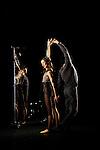MUSIQUE DE CHAMBRE<br /> <br /> Karma Dance Project<br /> chorégraphie de Alexandra Bansch<br /> Interprètes : Nicola Ayoub, Ikki Hoshino, Guillaume Morgan, Alice Valentin<br /> Lumières : <br /> Décors et accessoires :<br /> Costumes :<br /> Régie son et vidéo :<br /> Le 23/03/2013<br /> Lieu : Théâtre Berthellot<br /> Ville : Montreuil<br /> © Laurent Paillier / photosdedanse.com