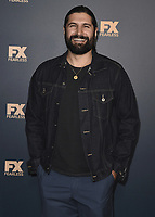 PASADENA, CA - FEBRUARY 4:  Kayvan Novak at the 2019 FX Networks Winter TCA Star Walk at The Langham Huntington Hotel and Spa on February 4, 2019 in Pasadena, California. (Photo by Scott Kirkland/FX/PictureGroup)