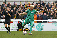 Adalberto Peñaranda of Watford during Woking vs Watford, Emirates FA Cup Football at The Laithwaite Community Stadium on 6th January 2019