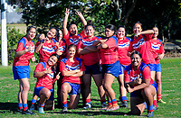 180609 Auckland Under-17 Girls' Rugby League - Otara v Richmond