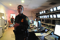 Arizona Border Patrol - U.S.-Mexico Border - Nogales, Arizona